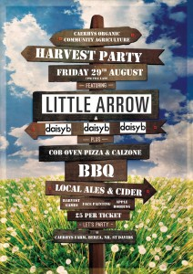 COCA Harvest Party Poster (3)